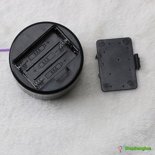 Âm đạo giả silicone đèn pin có rung cho nam ADG002 4