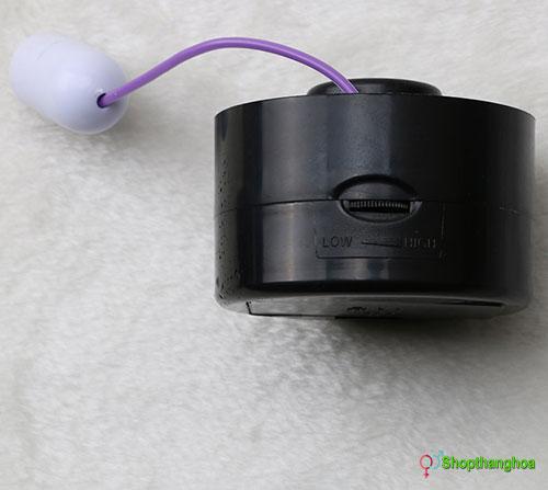Âm đạo giả silicone đèn pin có rung cho nam ADG002 5