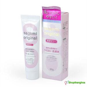 Gel bôi trơn cao cấp Sagami Original 60g đến từ Nhật Bản