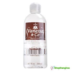 Gel bôi trơn Vanessa & Co 200ml hỗ trợ tình trạng khô rát
