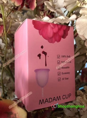 cốc nguyệt san madam cup